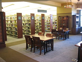 City of Camarillo Public Library - Image: Non fiction collection, C Ity of Camarillo Public Library