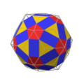 Nonuniform rhombicosidodecahedron as rectified rhombic triacontahedron.png