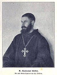 Norbert Weber OSB, Abt.jpg
