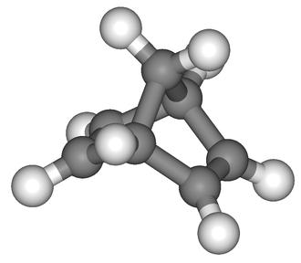 Norbornadiene - Image: Norbornadiene 2
