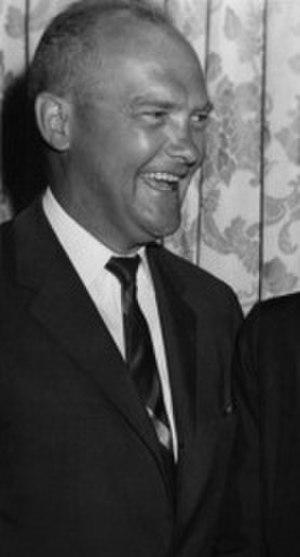 Norman A. Erbe - Erbe in 1962