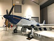 "North American P-51D-25-NA Mustang ""Bucket List"" (N51GE) (23480741594).jpg"