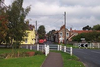 North Creake village and civil parish in Norfolk, UK
