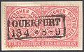 North German Confederation 1869 QUERFURT Feuser Pr 2661.jpg