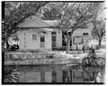 North elevation. - John Nance Garner House, Camp Wood, Real County, TX HABS TEX,193-CAMP.V,1-2.tif