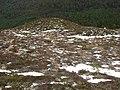 North ridge, Creag Mhigeachaidh - geograph.org.uk - 318636.jpg