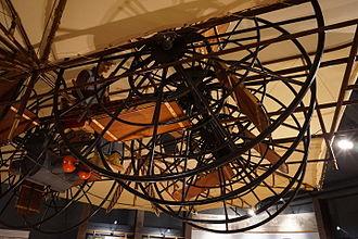 Ezekiel Airship - Ezekiel Airship replica, view from side and below