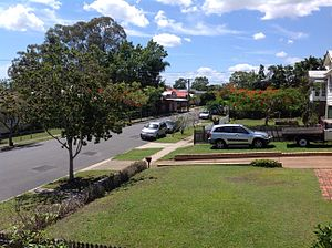 Northgate, Queensland - A view of Northgate in 2014