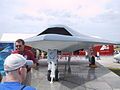 Northrup Grumman X-47B at Farnborough IAS.jpg