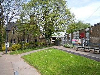 Norton, Hertfordshire - Image: Norton St Nicholas School