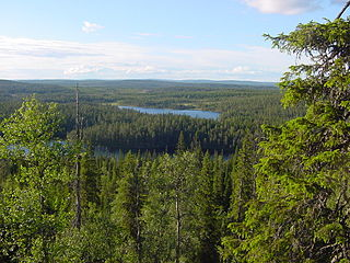 national park in Posio, Finland