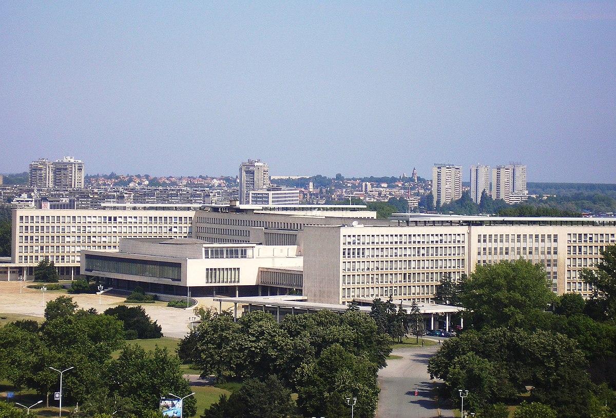 Palace Of Serbia Wikipedia