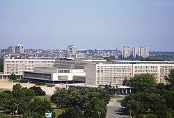 hala sportova novi beograd mapa Palace of Serbia   Wikipedia hala sportova novi beograd mapa