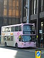 Number 26 bus, outside Thames Tower, Station Street, Reading - geograph.org.uk - 1770083.jpg