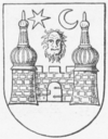Official seal of Nyborg