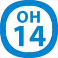 OH-14 station number.png