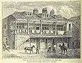 ONL (1887) 1.186 - Yard of the Black Lion, Whitefriars, 1859.jpg