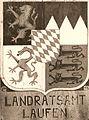 O 13 Wappenschild a. Landratsamt - heute Rathaus.jpg