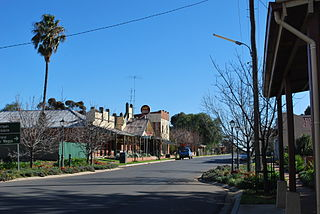 Oaklands, New South Wales Town in New South Wales, Australia