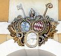 Oberalteich - Klostergebäude 1 Wappen.jpg