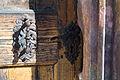 Obermenzing - Schloss Blutenburg - Kapelle - Tür außen 001.jpg