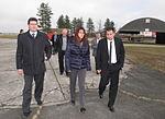 Obisk ministrice za obrambo v Letalskem centru Cerklje ob Krki 03.JPG