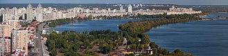 Obolonskyi District - Image: Obolon 2