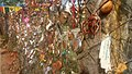 Offered locks at Masani Amman temple.jpg
