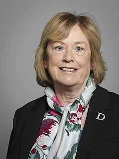 Dorothy Thornhill, Baroness Thornhill British politician