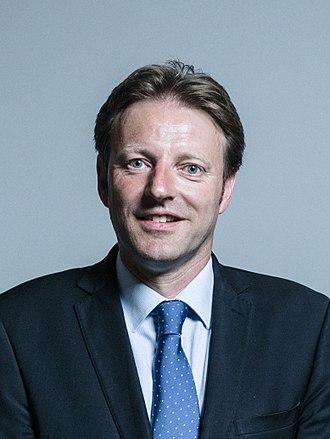 Derek Thomas (politician) - Image: Official portrait of Derek Thomas crop 2