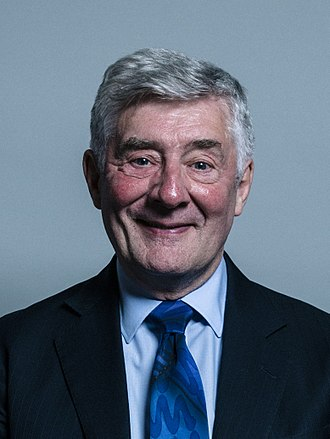 Mayor of Greater Manchester - Image: Official portrait of Tony Lloyd crop 2