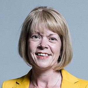Wendy Morton - Image: Official portrait of Wendy Morton crop 3