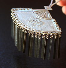 Japanese Vintage Kanzashi Hair Clip Kanzashi Hair Stick kanzashi hair accessories Vintage Comb Japanese Kushi Bekko Japanese Kanzashi