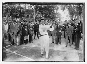 Francis Ouimet - Ouimet at the 1913 U.S. Open