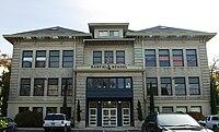 Old Garfield School front - Salem, Oregon.JPG