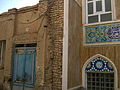 Old House - near Abulfazli Mosque - Nishapur - alley 1.JPG