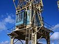 Old port cranes at Port of Antwerp, pic-046.JPG