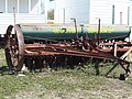 Oliver Superior grain and fertilizer disk drill.jpg