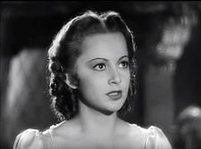 Olivia de Havilland ve filmu Captain Blood z roku 1935