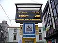 Olomouc, Pekařská, zastávka U Sv. Mořice, označení.jpg