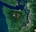 Olympic Peninsula with Puget Sound by Sentinel-2, 2018-09-28 (big version).jpg
