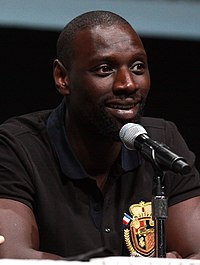 Retrach de Omar Sy