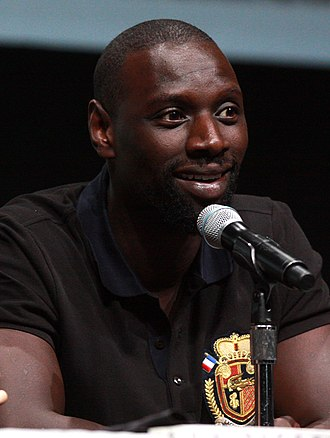 Omar Sy - Sy at the 2013 San Diego Comic-Con International