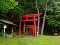 Omori Inari jinja, Noshiro 20170624.jpg
