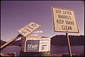 On Coeur D'alene Lake, Evidence That Littering Rules Are Sometimes Obeyed 05-1973 (4272386826).jpg