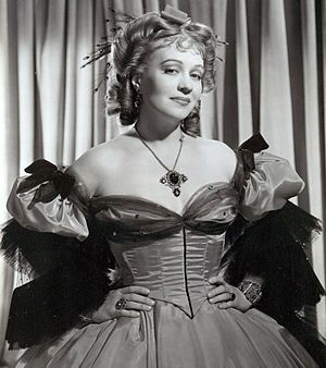Ona Munson - As Belle Watling in Gone With the Wind'' (1939)