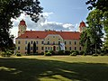One week in Latvia from East to West and back - panoramio (1) - Suntaži Manor.jpg