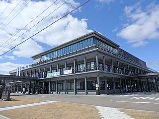 Ōno, Fukui City in Chūbu, Japan