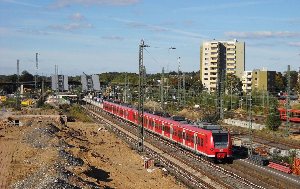 Bahnhof Leverkusen Opladen