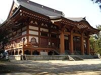 Oppoji Temple Dainichido.jpg